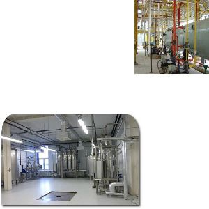 Herbal Oil Extraction Plant