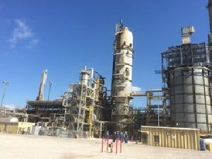 Lube Oil Re-refining Plant