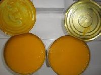 Canned Mango Pulp