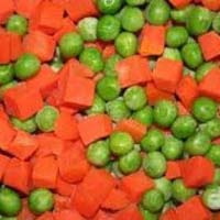 Frozen Green Peas & Carrot