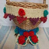 Decorative Gift Basket