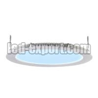 Round Panel Downlights (GE-08011-2-8W-145-RGB)
