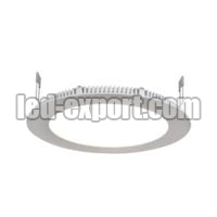 Round Panel Downlights (GE-08013-1-16W-240-M)