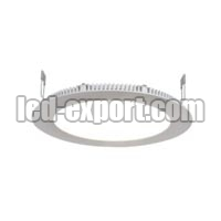 Round Panel Downlights (GE-08013-16W-240)