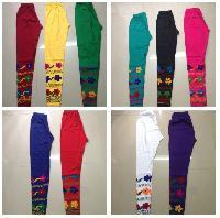 Embroidered Designer Leggings