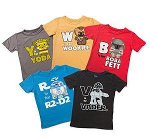 Kids Round Neck T Shirts