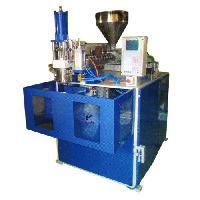 Automatic Deflashing Blow Moulding Machine