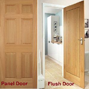 Flush Door & Panel Door