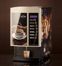 Milk Coffee Vending Machine