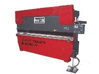 Rear Cylinder Hydraulic Press Brake Machine