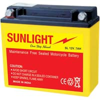12V.7AH Motorcycle Battery