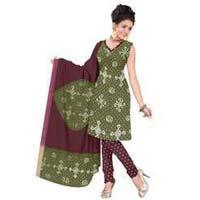 Bandhani Cotton Suits