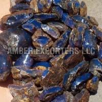 Aaa Blue Amber Stones