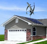 Wind Solar Hybrid System