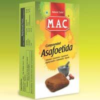 Asafoetida Cake 50g M.a.c