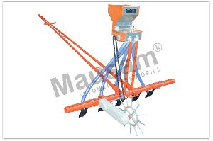 Animal Driven Automatic Seed Drill