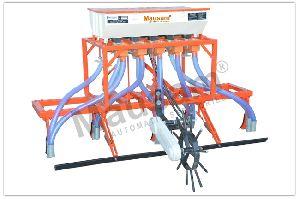 Mini Tractor Driven Automatic Seed Cum Fertilizer Drill