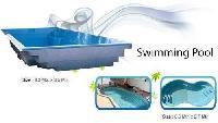 Fibre Portable Swimming Pool
