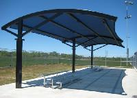 Prefabricated Polycarbonate Sheds