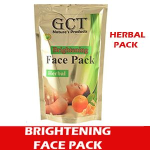 Brightening Face Pack