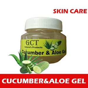 Cucumber And Aloe Gel