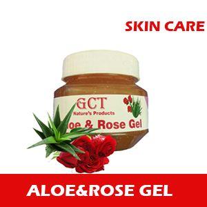Rose And Aloe Gel