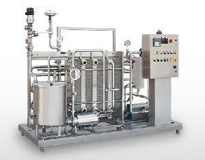 Milk Pasteurizing Machine