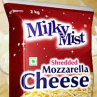 Milky Mist Shredded Mozzarella Cheese