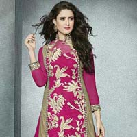 Ladies Semi Stitched Suits
