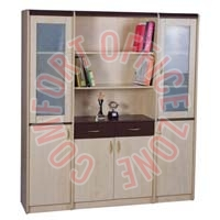 Fixed Storage Cabinets