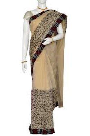 Chanderi Printed Pure Cotton Sarees
