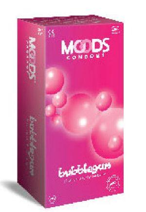 Moods Bubble Gum Condoms