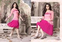 Traditional Wear Kurtis
