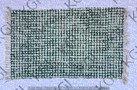Hand Block Printed Handloom Rug 05