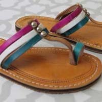Nadia Ladies Handcrafted Leather Sandals