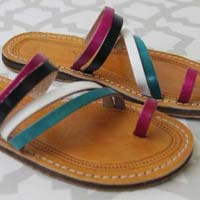 Marwa Ladies Handcrafted Leather Sandals