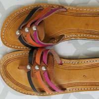 Yasmine Ladies Handcrafted Leather Sandals