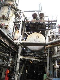 Oil Distillation Unit