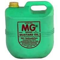 MG Kachi Ghani Mustard Oil (5 Ltr Jar)