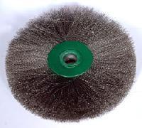 Cerculer wire brush