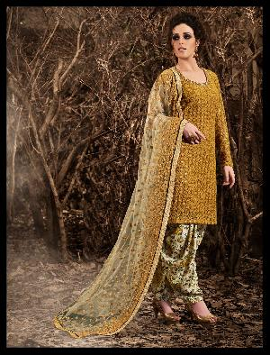 Fancy Exclusive Patiala Suit