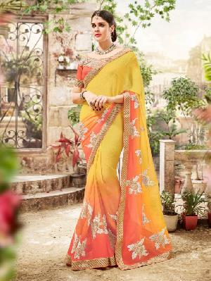 Readymade Designer Saree