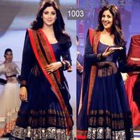 Shilpa Blue Salwar Suit