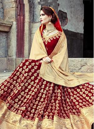 Stylish Wedding Wear Lehenga