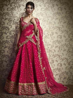 Wedding Wear Stylish Lehenga