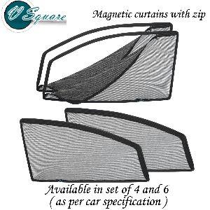 Car Magnetic Curtain