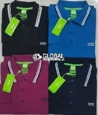 Hugo Boss Long Sleeve Mens Polo T-Shirts