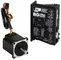 Brushless Dc Motor With Drive, 30watts