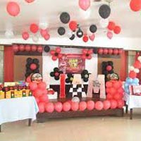 Birthday Party Organizer