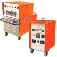 Thyristoristed Welding Rectifiers